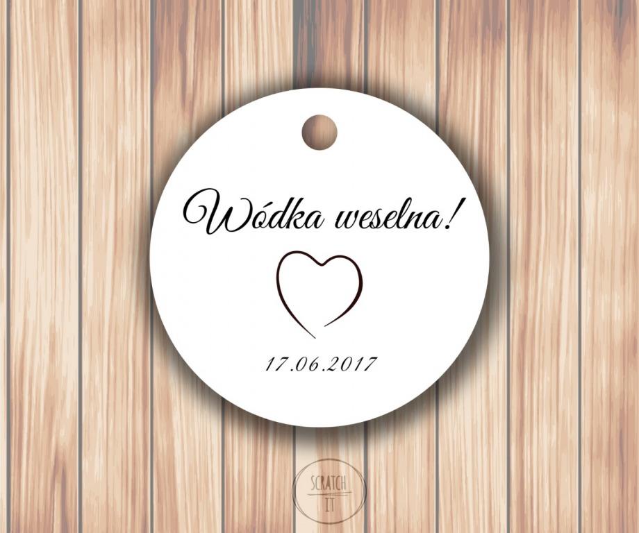 Biale zawieszki - kolka - GREAT VIBES