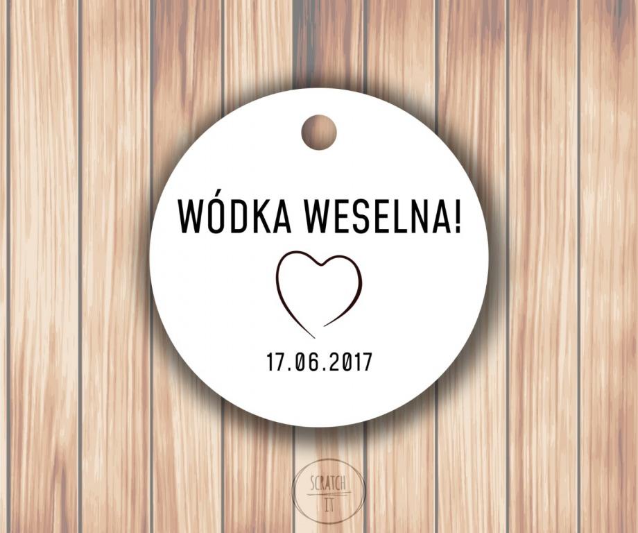 Biale zawieszki - kolka - MOHAVE