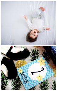Karty do zdjęć dzieci